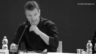 Matt Damon on Alexander Payne and DOWNSIZING in Venice