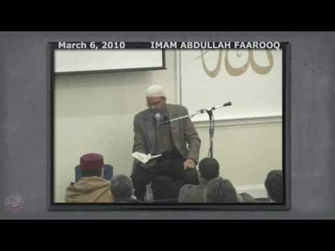 Massachusetts Governor Deval Patrick and the Imam