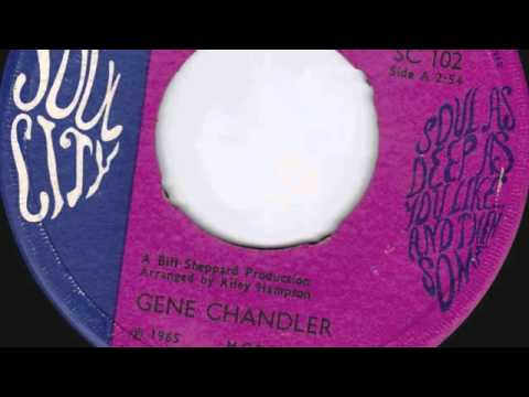 Gene Chandler Nothing Can Stop Me The Big Lie