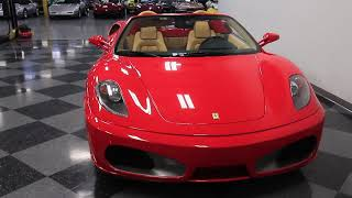 218 PHX 2006 Ferrari F430 Spider 1