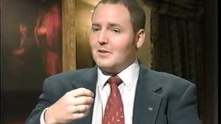 Rob Rodgers: An Anglican Who Became Catholic - The Journey Home (09-15-2003)