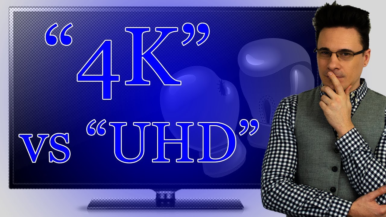 Download UHD vs 4k: What is the difference?