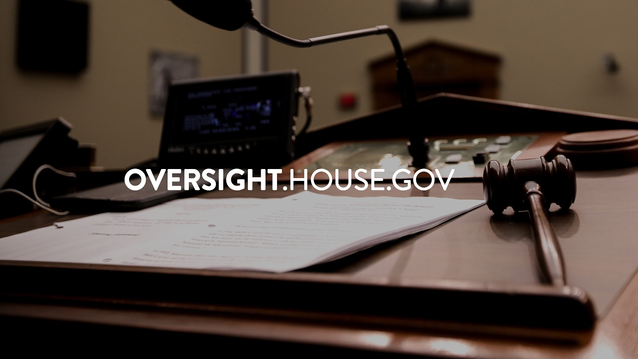 Oversight of Nonprofit Organizations: A Case Study on the Clinton Foundation