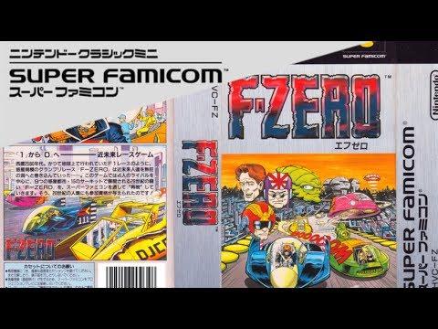 ミニスーファミやるシリーズ「F-ZERO」