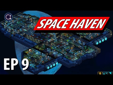 Corpse Seller | Ep 9 | SPACE HAVEN Early Access Gameplay!