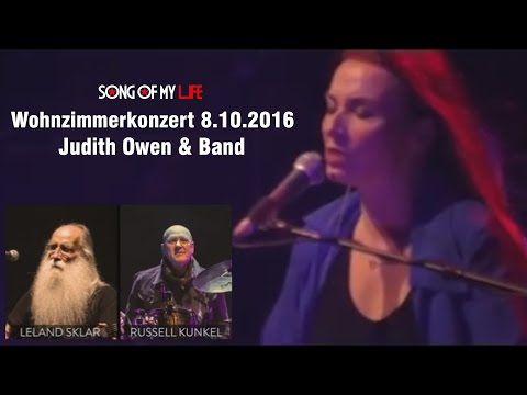 """""""Song of my Life"""" das Wohnzimmerkonzert mit Judith Owen"""