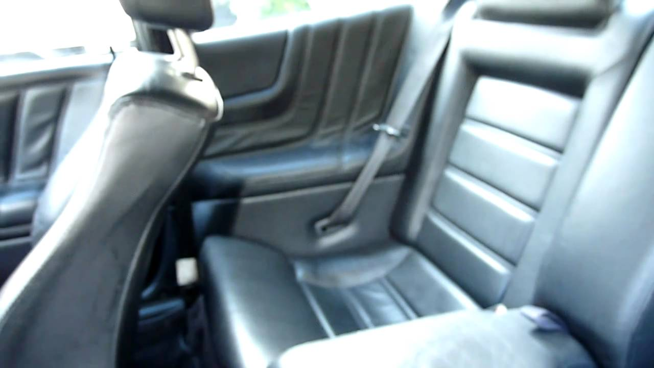 Corrado vr6 interior.MOV - YouTube