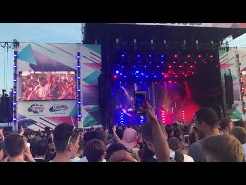 Don't - Bryson Tiller [Live] Wireless 2017
