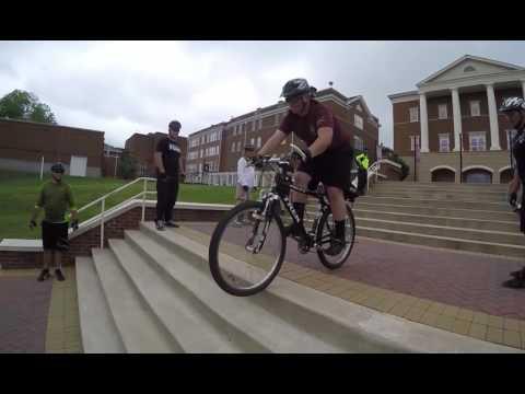 Police Mt Bike Training