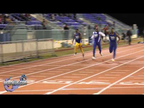 Bermuda Former Olympians Sprinters Race