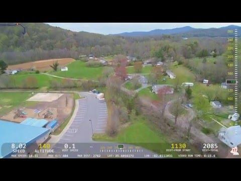Asheville Christian Academy Flight Distance
