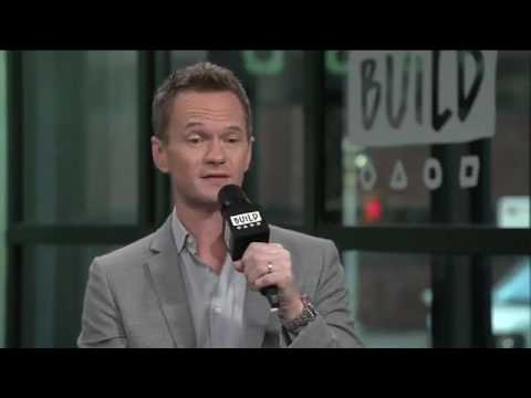 Neil Patrick Harris talk about  A Series of Unfortunate Events