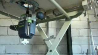 Router Table (Фрезерный стол)