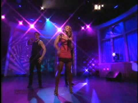 Agnes Carlsson - Release Me live at the Wendy Williams show (04-6-2010)