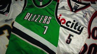 7806d18e *ASMR* Jersey Collection (NBA, NFL, MLB, ...