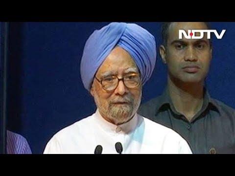 Pranab Mukherjee Had Reason To Be Upset When I Became PM: Manmohan Singh