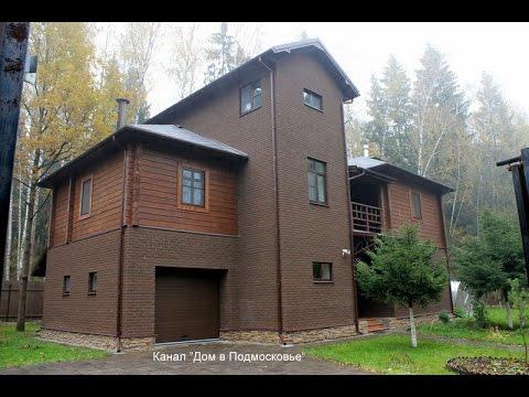 Купить дом в Истринском районе Подмосковья Петровское Волоколамское шоссе 23 км