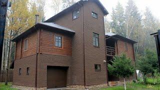 Купить дом в Истринском районе Подмосковья Петровское Волоколамское шоссе 23 км(, 2015-11-03T13:40:06.000Z)