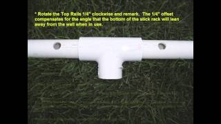 How to Build a Custom Hockey Stick Rack