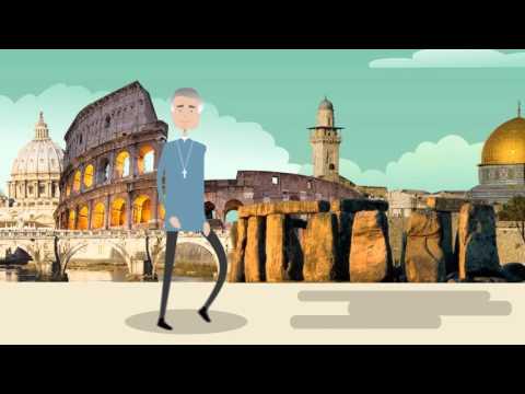 IMAGINE TRAVEL Animation Ad  - New Version