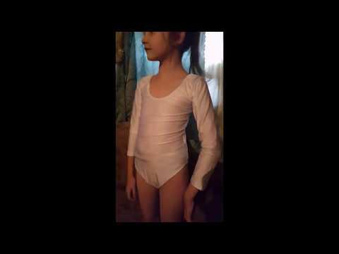 Товары с Аliexpress: бюстгальтер и детский купальник для танцев