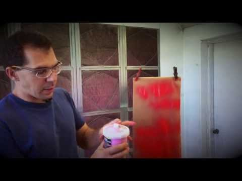 HVLP Spray Gun Basics - Problems and how to fix them
