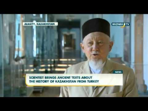 NEWS: ANCIENT TEXTS ABOUT THE HISTORY OF KAZAKHSTAN