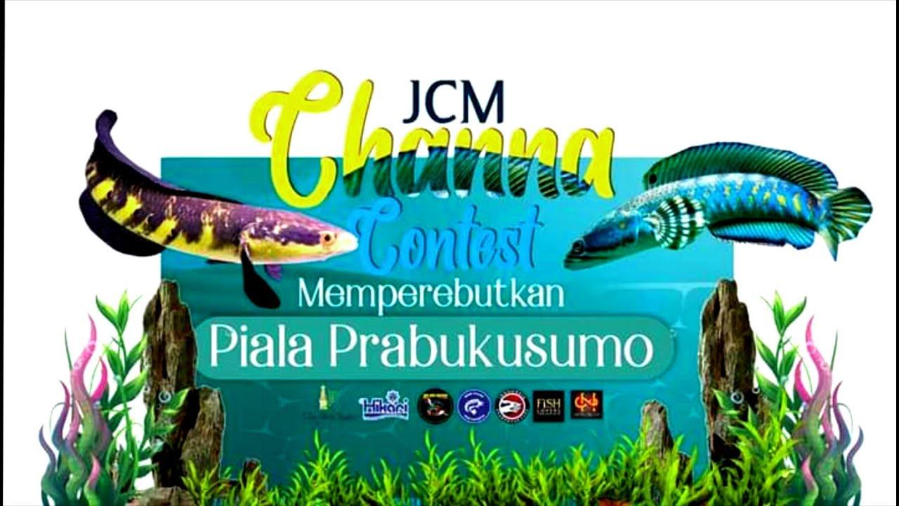 Download JCM CHANNA CONTEST 2020 PIALA PRABUKUSUMO DI JOGJA CITY MALL 16 - 18 OKTOBER 2020