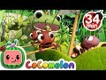Row, Row, Row Your Boat 2 + More Nursery Rhymes & Kids Songs - CoCoMelon