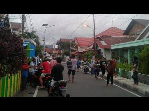 Indonesia experiences 7.3-magnitude quake
