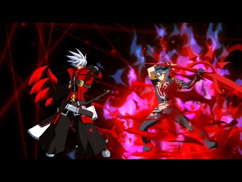 [BBCF] All Characters 「Over Drive + Distortion and Exceed accel」 BLAZBLUE CENTRALFICTION