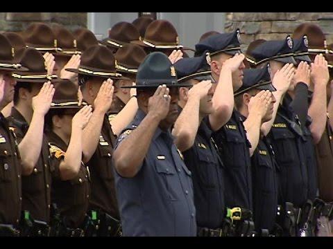 Fallen Delaware State Police Trooper Honored at Bear Wawa