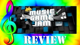 Music Game Jam Review 1!