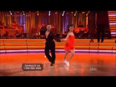 HD]Zendaya and Jacoby-Dance-Off-Jive