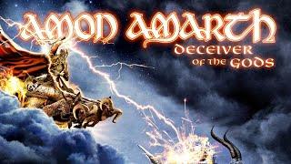 Amon Amarth – Deceiver of the Gods (FULL ALBUM)