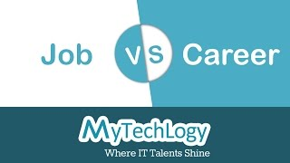 Job Vs Career: The 6 key differences between a job and a career