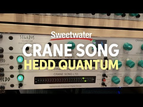 Crane Song at AES 2017