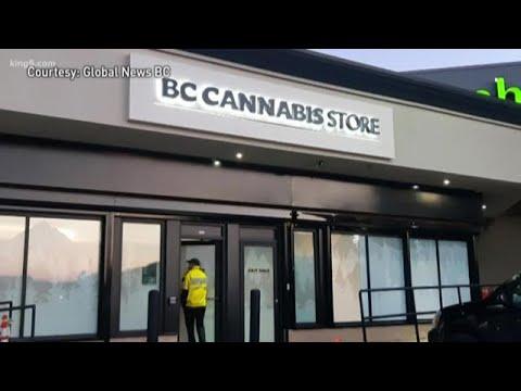 Canada's First Recreational Pot Shop Now Open
