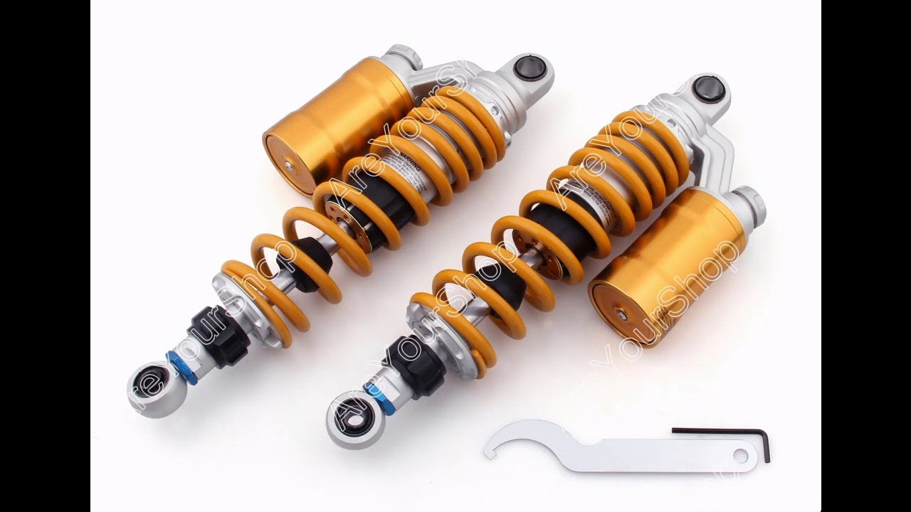 Various Types of Shock Absorber for Reference