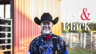 meet the athens rodeo clown