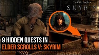 9 Hidden Quests In Elder Scrolls V: Skyrim (and where to find them)