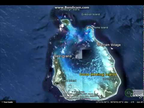WHY THE CHRISTMAS ISLAND AND COCOS ISLAND WITH AUSTRALIA?