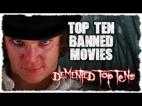 Top 10 Banned Movies
