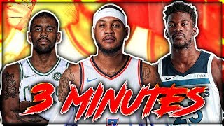 The Greatest NBA Off-Season of All-Time in 3 MINUTES