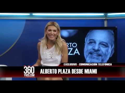 Coki Ramírez y Alberto Plaza en #360yvosTV