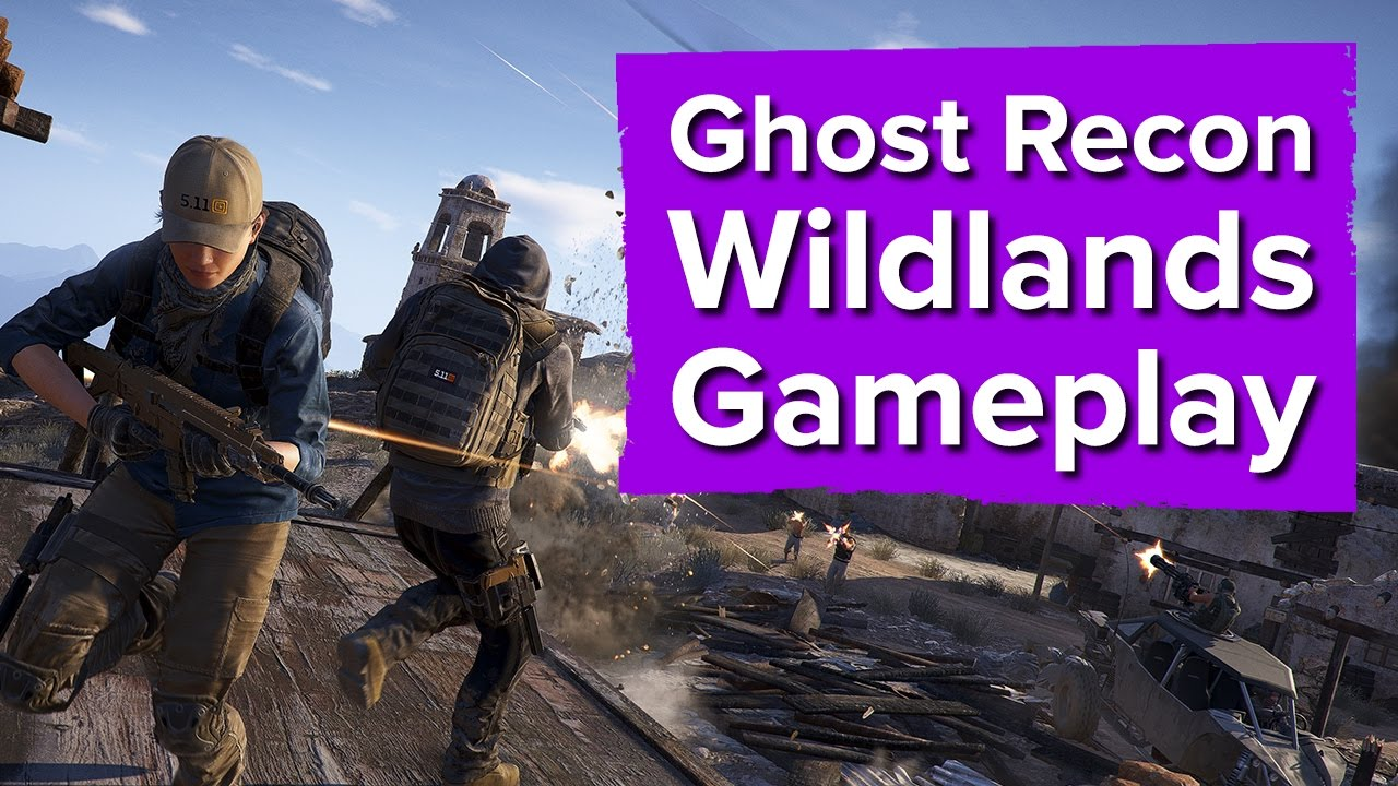 Ghost Recon Wildlands feels remarkably tame • Eurogamer net
