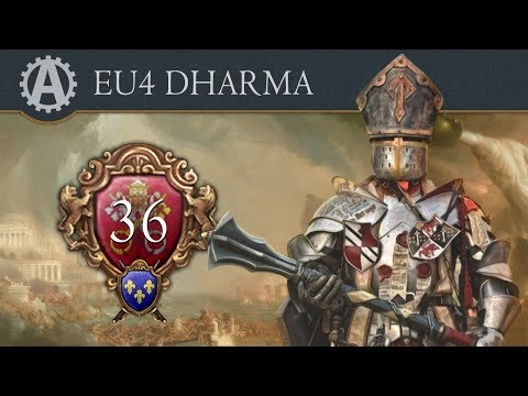 EU4 - Dharma Battle Pope 36 (Edited by LGS)