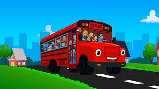 bánh xe trên các vần ươm xe buýt | Nhạc Thiếu Nhi | Wheels on the Bus Nursery Rhyme