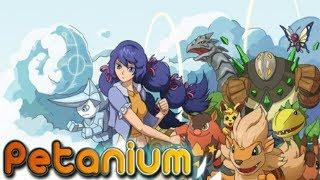 Petanium: Мир аниме | тестовый сервер