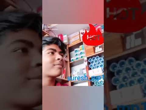 Sureshmp14k new funny video ||Malvi comedy||sureshmp14k YouTube please support my channel